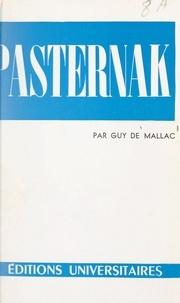 Guy de Mallac et Pierre de Boisdeffre - Boris Pasternak.