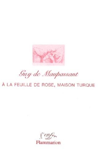 Guy de Maupassant - .