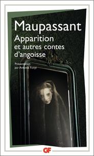 Apparition et autres contes d'angoisse - Guy de Maupassant | Showmesound.org