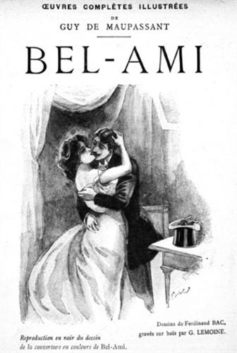 Bel-Ami. Edition illustrée