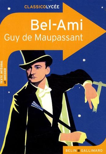 Guy De Maupassant Bel Ami