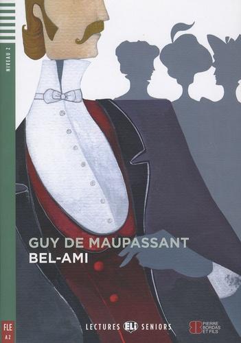 Guy de Maupassant - Bel-Ami. 1 CD audio