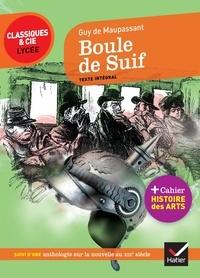 Epub ebook cover téléchargez Boule de suif  - Suivi d'une anthologie sur l'art de la nouvelle au XIXe siècle par Guy de Maupassant (Litterature Francaise) PDF iBook 9782401045736