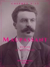 Guy De Maupassant - Coffret Maupassant - Romans et nouvelles.