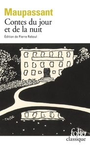 Bons livres télécharger ipad Contes du jour et de la nuit par Guy de Maupassant in French