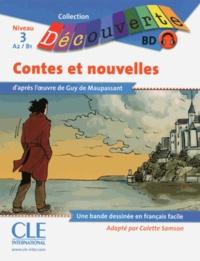 Contes et nouvelles Niveau A2/B1.pdf