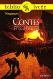 Guy de Maupassant - Contes parisiens, normands et fantastiques.