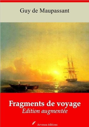 Fragments de voyages – suivi d'annexes. Nouvelle édition 2019