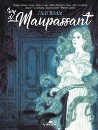 Guy de Maupassant et Rémi Bostal - Guy de Maupassant Tome 2 : Sept récits.