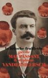 Guy de Maupassant et Stéphane Vandermeersch - La brioche feuilletée.