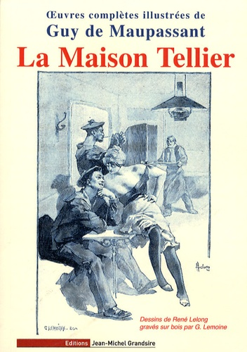 La Maison Tellier - Grand Format