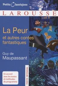 Blackclover.fr La Peur et autres contes fantastiques Image