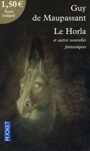 Livres epub téléchargeables gratuitement Le Horla et autres récits fantastiques (Litterature Francaise) 9782266159203 PDB ePub