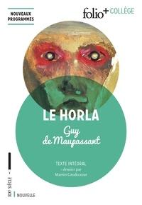Téléchargez des livres électroniques gratuits pour Android Le Horla 9782072710575 FB2 par Guy de Maupassant