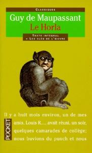 Pdf books books téléchargement gratuit Le Horla  - Et autres récits fantastiques ePub PDB MOBI par Guy de Maupassant 9782266082983 in French