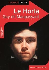Pdf ebook téléchargement en ligne Le Horla DJVU iBook 9782701156422 (French Edition)