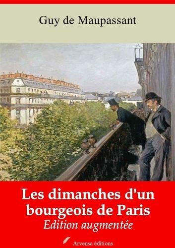 Les Dimanches d'un bourgeois de Paris – suivi d'annexes. Nouvelle édition 2019