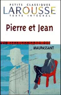 Amazon livres audio télécharger Pierre et Jean par Guy de Maupassant in French ePub PDF RTF 9782035881144