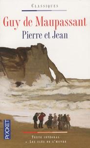 Livres français faciles à télécharger gratuitement Pierre et Jean par Guy de Maupassant