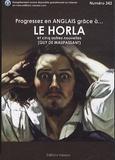 Guy de Maupassant - Progressez en anglais grâce à Le Horla et cinq autres nouvelles.