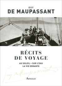Histoiresdenlire.be Récits de voyage - Au soleil ; Sur l'eau ; La vie errante Image