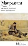 Guy de Maupassant - Toine - Et autres nouvelles.