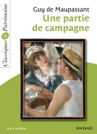 Guy de Maupassant - Une partie de campagne - Classiques et Patrimoine.