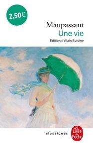 Ebook téléchargeur gratuit pour Android Une vie  - L'humble vérité par Guy de Maupassant in French CHM RTF 9782253004240