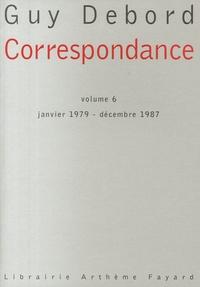 Accentsonline.fr Correspondance - Tome 6, Janvier 1979-Décembre 1987 Image