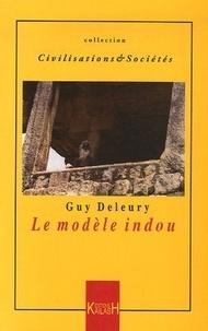 Guy Deleury - Le modèle indou.