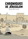 Guy Delisle - Chroniques de Jérusalem.