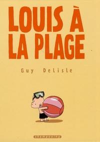 Guy Delisle - Louis à la plage  : .