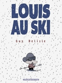 Guy Delisle - Louis au ski.