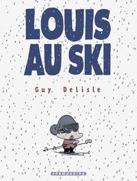 Guy Delisle - Louis au ski.