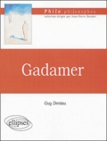 Guy Deniau - Gadamer.