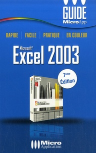 Microsoft Excel 2003 - Guy Deschamps | Showmesound.org