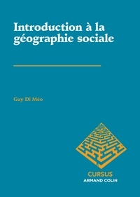 Guy Di Méo - Introduction à la géographie sociale.