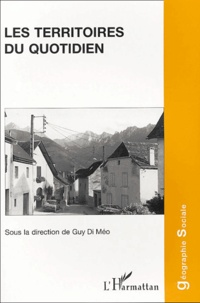 Guy Di Méo - Les territoires du quotidien.