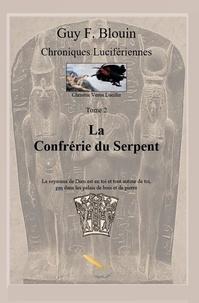 Ebook à téléchargement gratuit pour iphone Chroniques Lucifériennes Tome 2: La confrérie du serpent in French 9782924849859