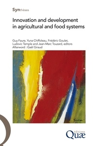 Guy Faure et Yuna Chiffoleau - Innovation and development in agricultural and food systems.
