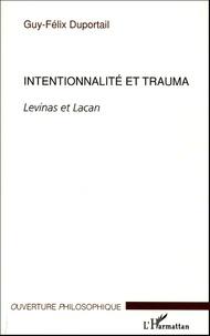 Openwetlab.it Intentionnalité et trauma - Levinas et Lacan Image