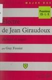 Guy Fessier et Eric Cobast - Électre, de Jean Giraudoux - Thèmes et sujets.