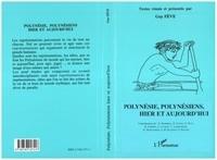 Guy Fève - Polynésie, Polynésiens hier et aujourd'hui - [séminaire annuel, Tahiti, 1993-1994].