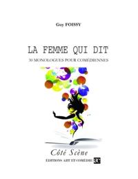 Guy Foissy - La femme qui dit reed.