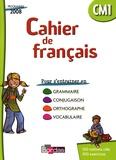 Guy Fouillade et M Moulin - Cahier de français CM1 - Cahier d'exercices, programmes 2008.