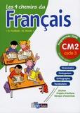 Guy Fouillade et M Moulin - Les 4 chemins du francais CM2 - Programmes 2008.