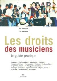 Guy Haumont et Eric Haumont - .