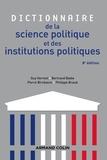 Guy Hermet et Bertrand Badie - Dictionnaire de la science politique et des institutions politiques.
