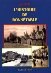Guy Hervé - L'histoire de Bonnétable.
