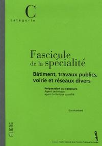 Goodtastepolice.fr Fascicule de la spécialité : Bâtiment, travaux publics, voirie et réseaux divers - Préparation aux concours AT et ATQ Image